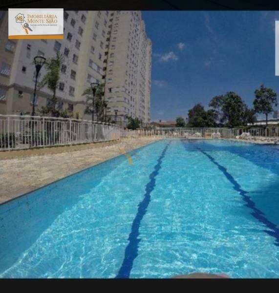 Apartamento com 2 dormitórios à venda, 45 m² por R$ 260.000,00 - Vila Venditti - Guarulhos/SP