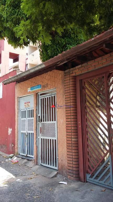 Apartamento com 2 dormitórios à venda, 52 m² por R$ 180.000 - Conjunto Habitacional Presidente Castelo Branco - Carapicuíba/SP