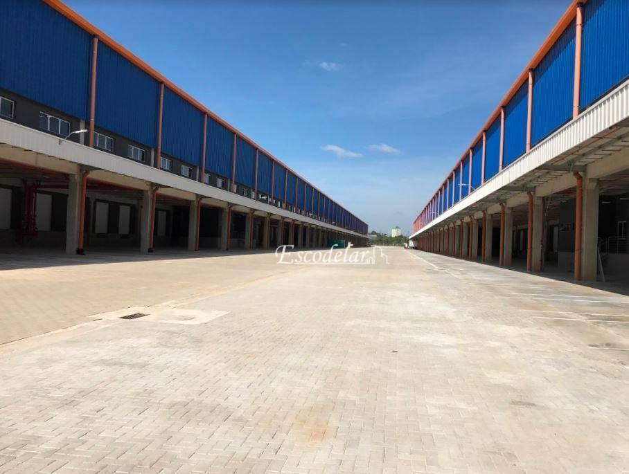 Galpão comercial para locação, Vila Nova Bonsucesso, Guarulh