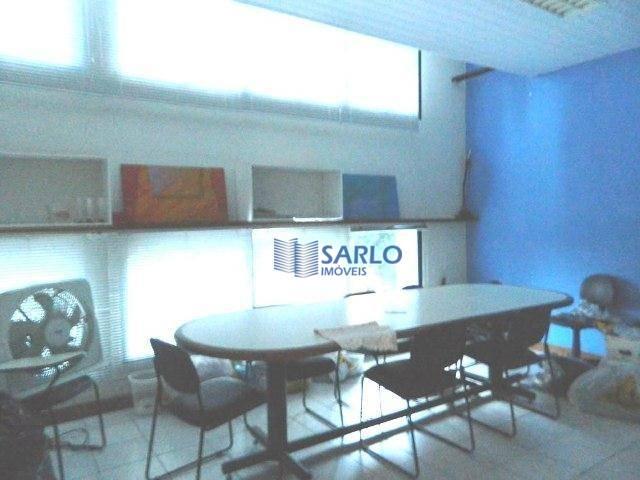 03 pavimentos amplos, sala com 300m² em excelente localização na praia do canto! estrutura pronta e...