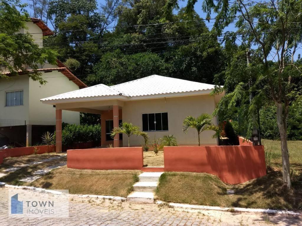 Casa com 3 dormitórios à venda, 135 m² por R$ 520.000 - Itaipu - Niterói/RJ