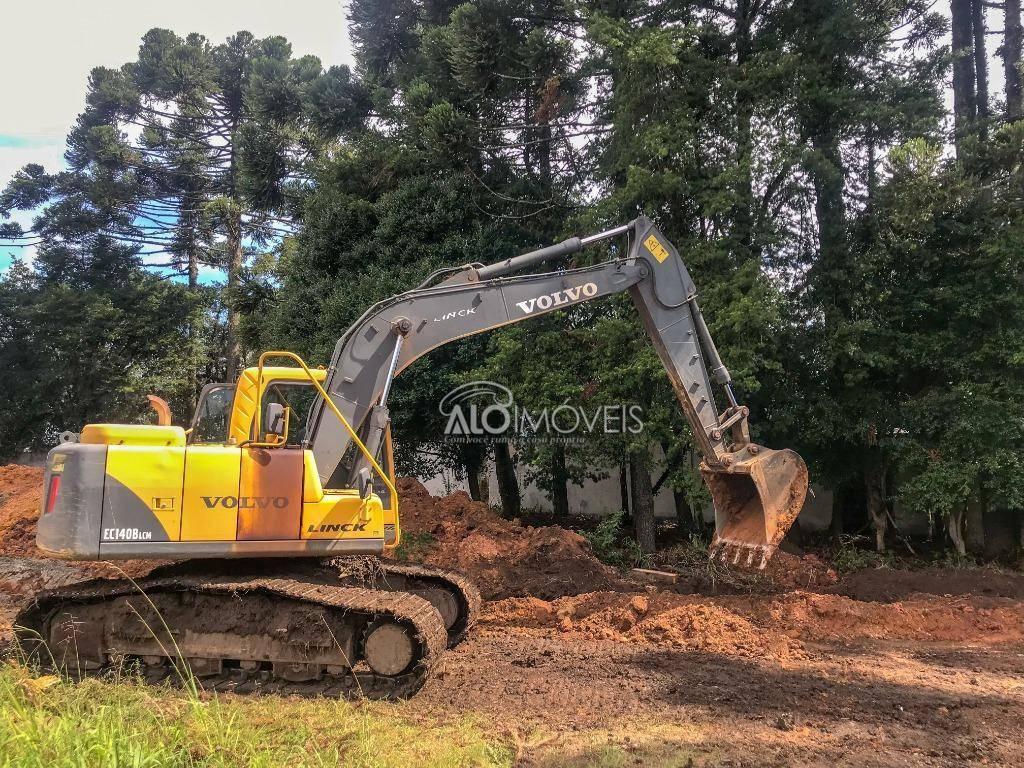 Terreno à venda, 127 m² por R$ 185.429 - Pinheirinho - Curitiba/PR