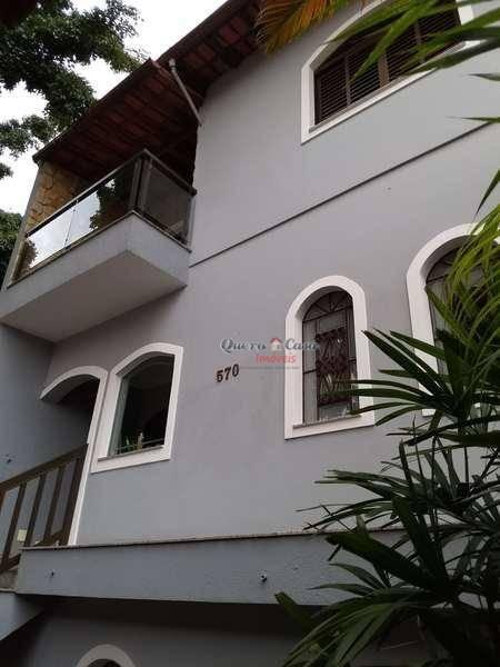 Sobrado residencial para venda e locação, Vila Valparaíso, S