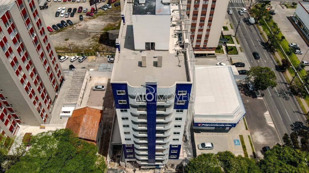 Apartamento com 1 dormitório à venda, 35 m² por R$ 235.000 - Portão - Curitiba/PR