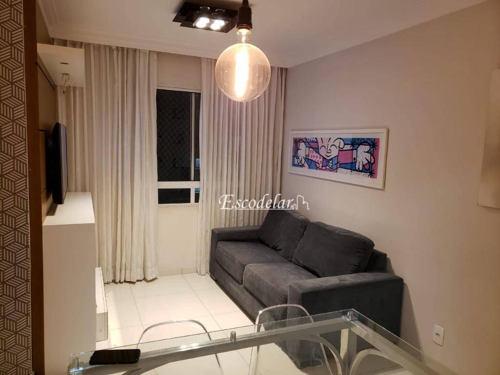 Apartamento com 2 dormitórios à venda, 47 m² por R$ 234.000 - Vila Venditti - Guarulhos/SP