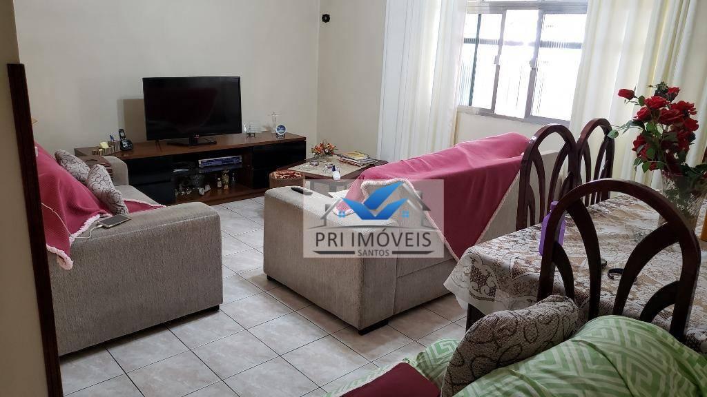 Casa à venda, 151 m² por R$ 585.000,00 - Vila Jockei Clube - São Vicente/SP
