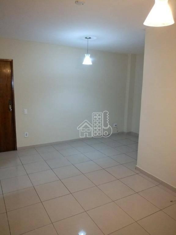 Apartamento residencial à venda, Colubande, São Gonçalo.