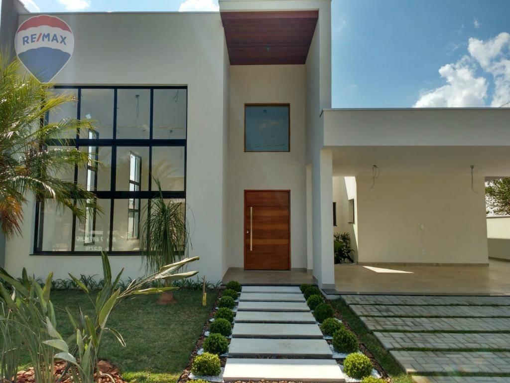 Casa residencial à venda, Parque Residencial Shambala II, Atibaia.