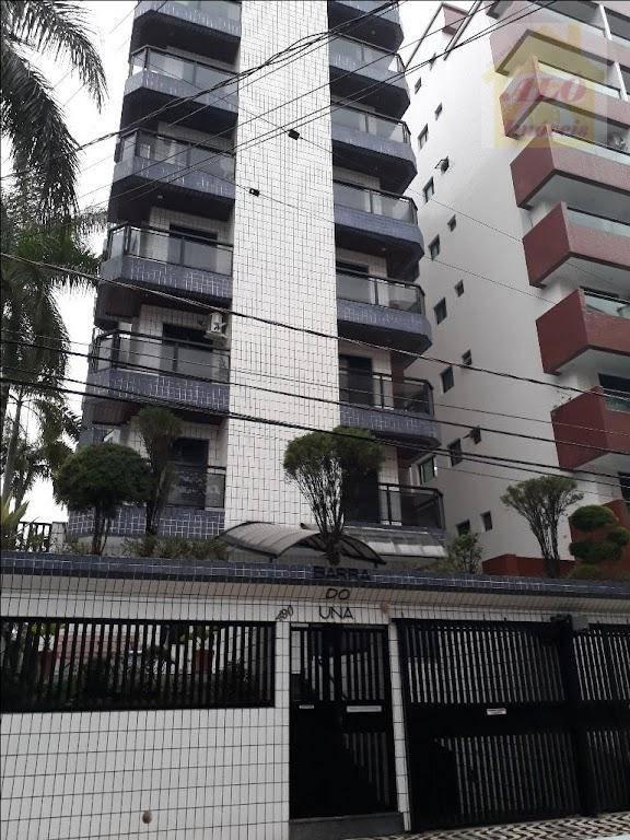 Apartamento à venda, 45 m² por R$ 190.000,00 - Vila Guilhermina - Praia Grande/SP