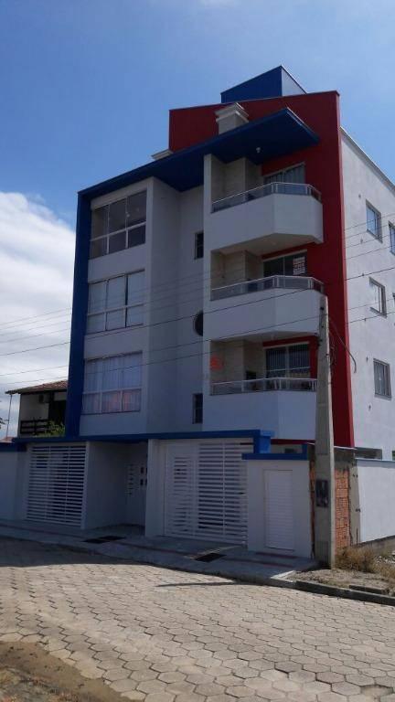 Apartamento residencial à venda, Itajuba, Barra Velha.