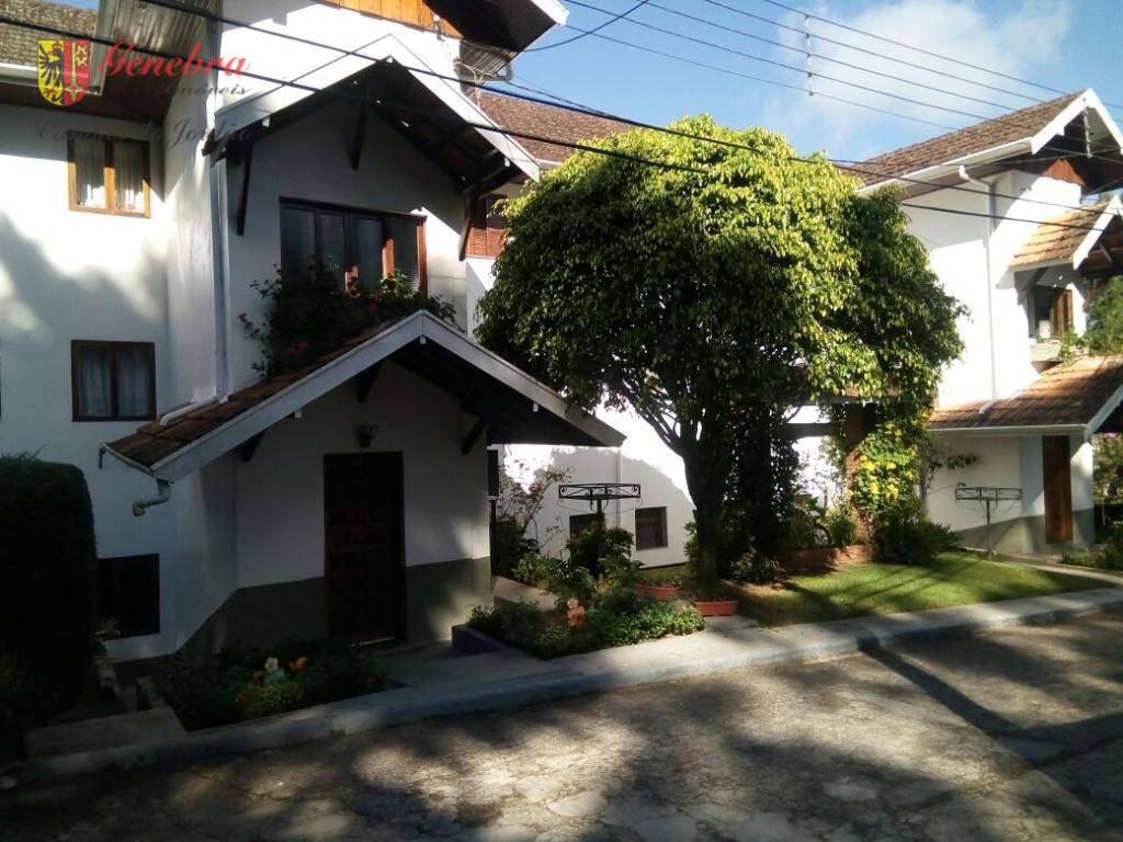 Apartamento residencial à venda, Morro Do Elefante, Campos do Jordão.