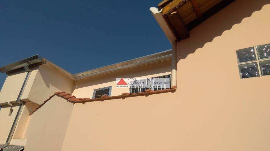 Casa com 4 dormitórios à venda, 200 m² por R$ 680.000 - Aliança - Osasco/SP