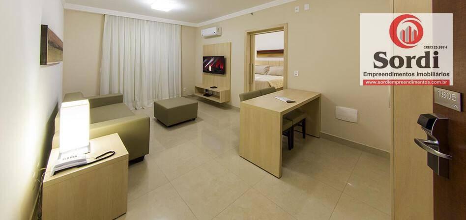 Flat residencial à venda, Ribeirânia, Ribeirão Preto.