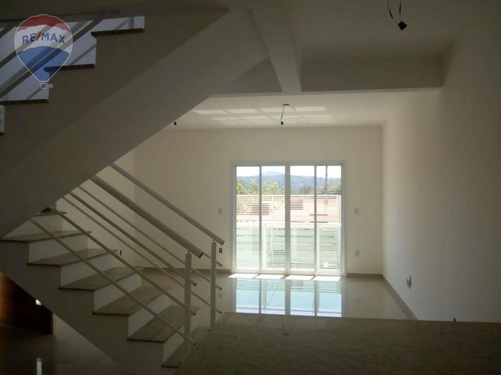 Casa com 3 dormitórios à venda por R$ 480.000 - Vila Rica - Atibaia/SP