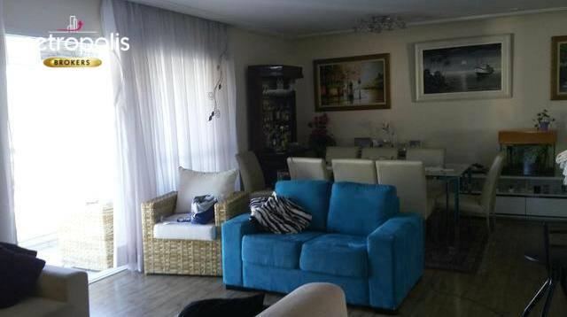 Apartamento à venda, 125 m² por R$ 850.000,00 - Boa Vista - São Caetano do Sul/SP