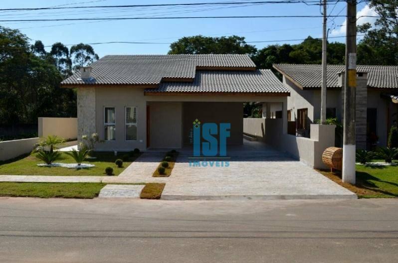 Casa com 3 dormitórios à venda, 225 m² por R$ 680.000 - Paysage Serein - Vargem Grande Paulista/SP - CA1571.