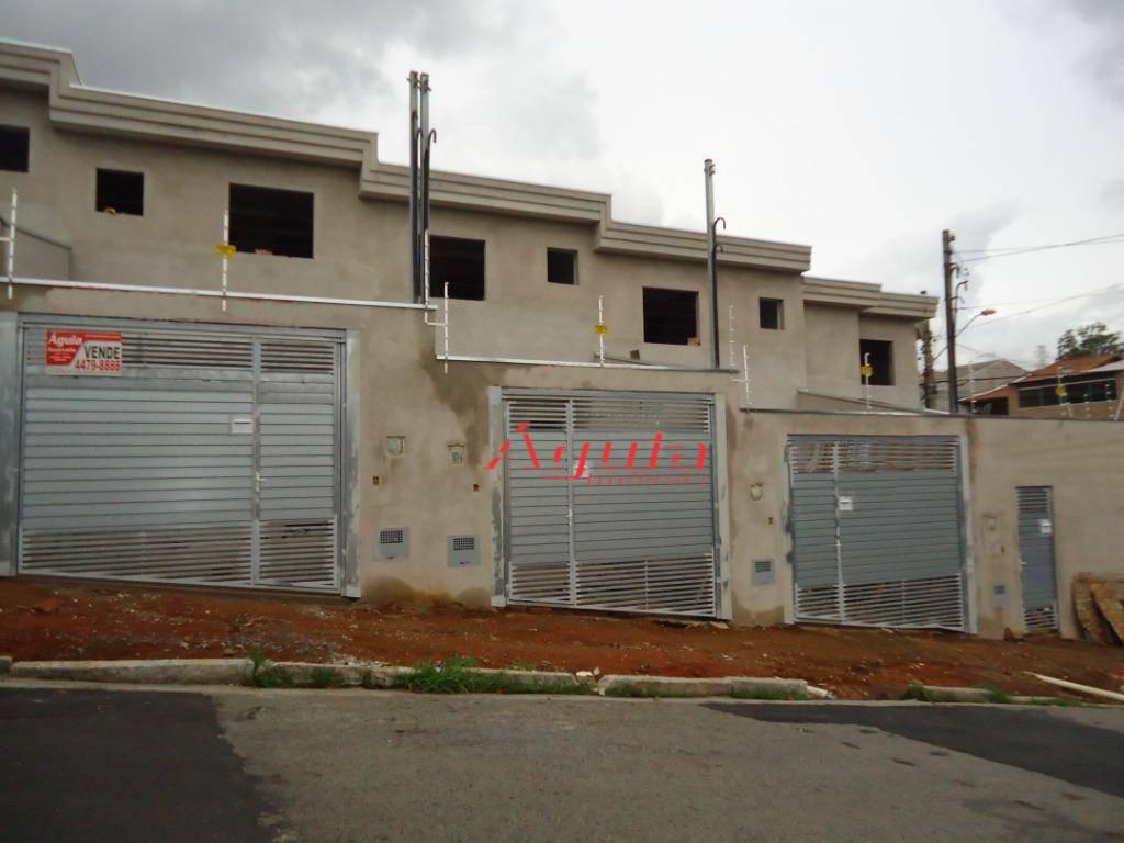 Sobrado residencial à venda, Parque Capuava, Santo André.