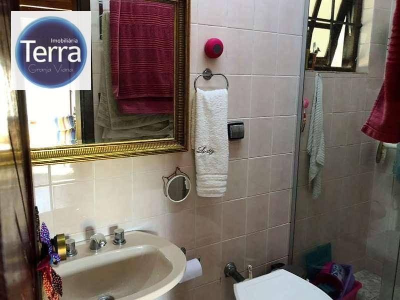 Casa com 3 dormitórios à venda, 204 m² por R$ 495.000 - Vila Diva - Granja Viana