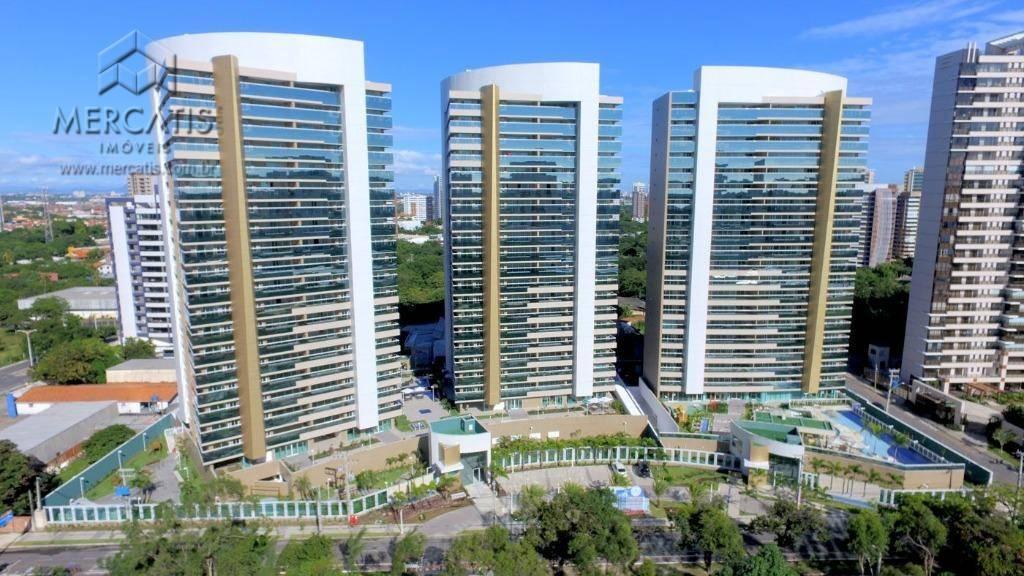 Apartamento à venda | Condomínio Maison de La Musique | Bairro Guararapes | Fortaleza (CE) -