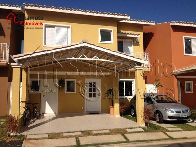 Sobrado residencial para venda e locação, Condomínio Reserva Olga, Sorocaba - SO1120.