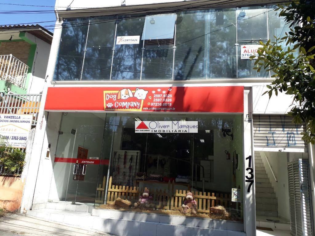 Prédio comercial à venda, Parque Continental, São Paulo - PR0068.