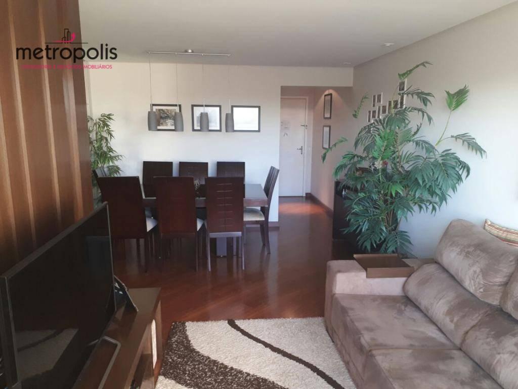 Apartamento residencial à venda, Vila Santa Teresa, Santo André - AP0988.