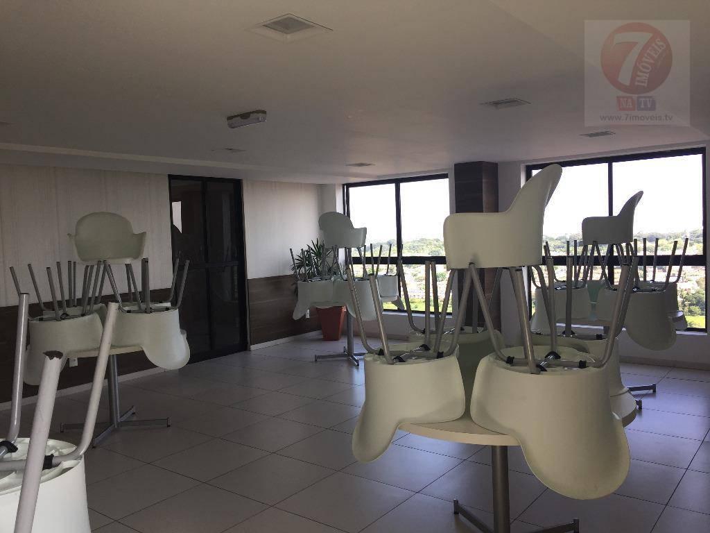 Apartamento residencial à venda, Tambauzinho, João Pessoa -