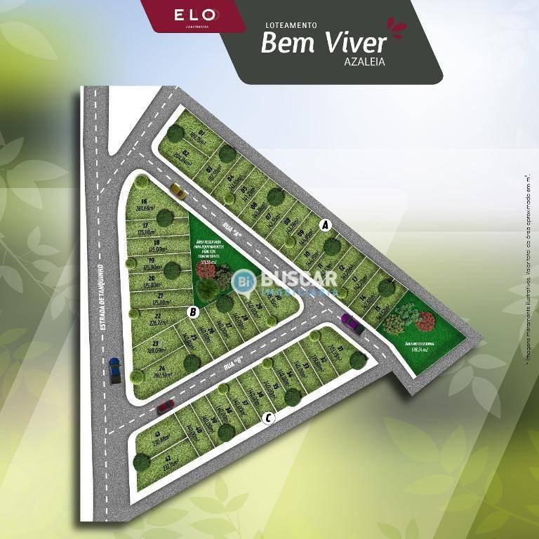Terreno à venda, 140 m² por R$ 39.166,00 - Subaé - Feira de Santana/BA