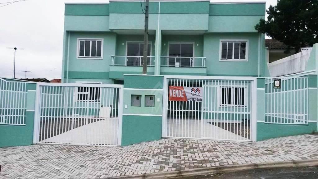 Sobrado residencial, Braga, São José dos Pinhais.