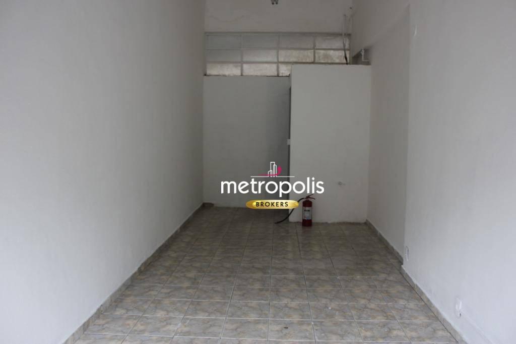 Salão para alugar, 18 m² por R$ 990,00/mês - Nova Gerti - São Caetano do Sul/SP