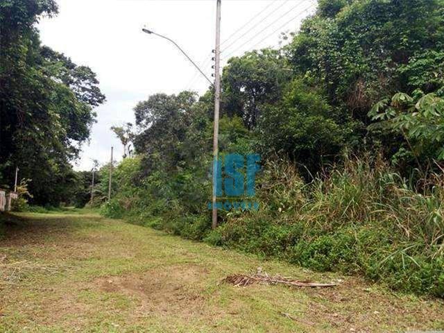 Terreno à venda, 482 m² por R$ 44.000 - Estância Balneária Garça Vermelha - Peruíbe/SP - TE0722.