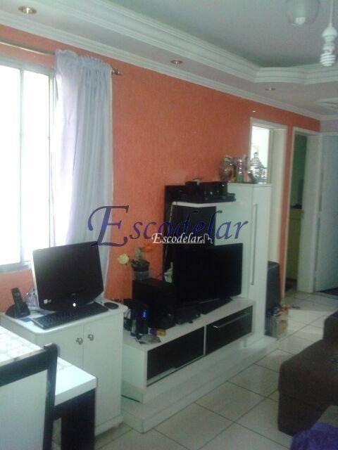 Apartamento Residencial à venda, Jardim Maria Dirce, Guarulh