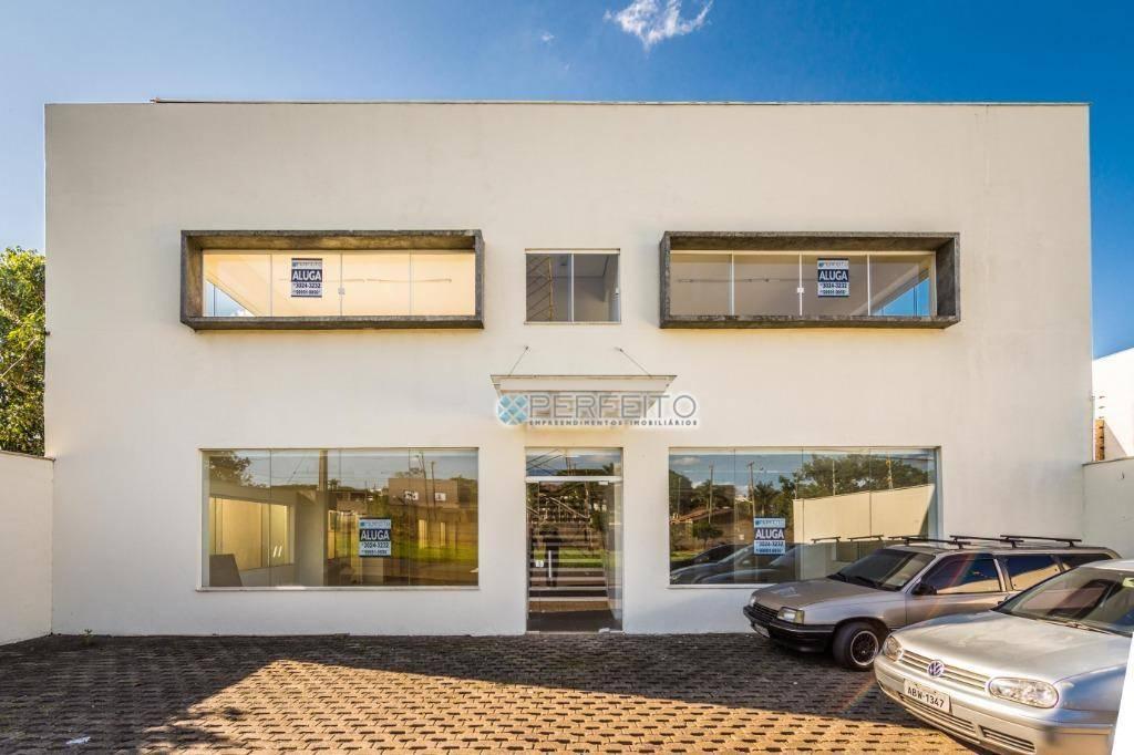 Loja comercial para alugar no Bela Suiça em Londrina
