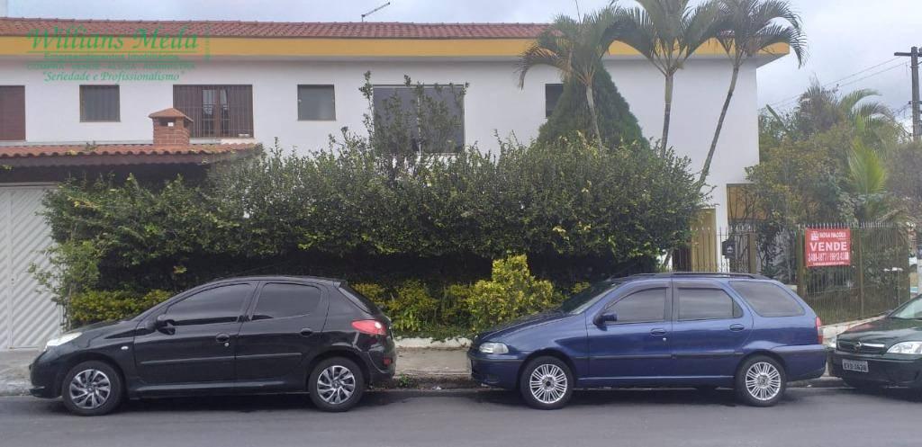 Sobrado com 3 dormitórios à venda, 200 m² por R$ 1.000.000,00 - Parque Terra Nova II - São Bernardo do Campo/SP