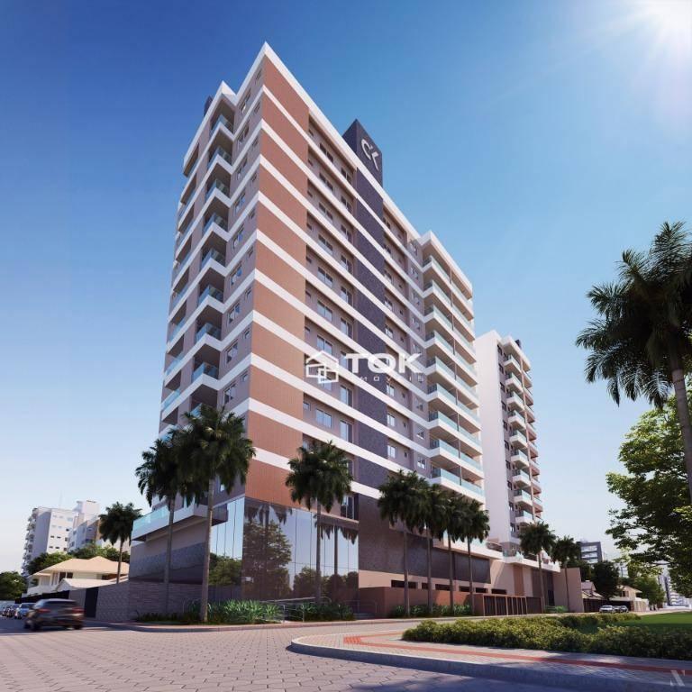 Lançamentos,Apartamentos 2 Dormitórios ,1 Vaga de garagem,no Centro de Navegantes á 100ts da Praia.