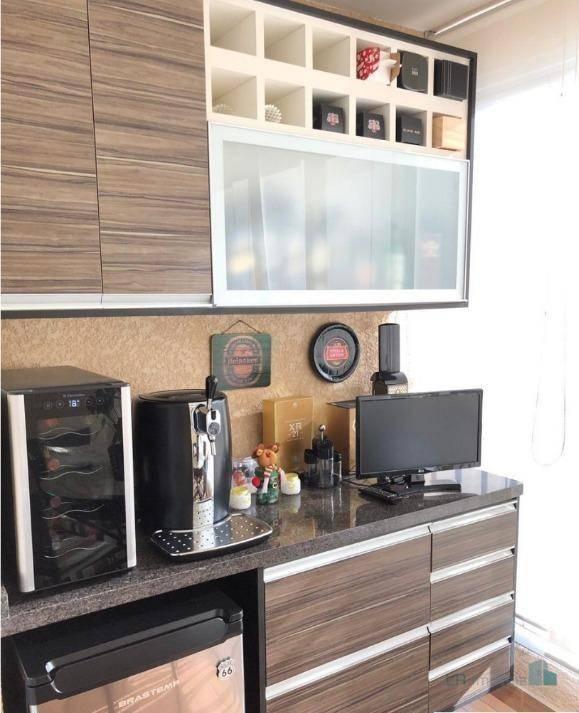 Apartamento à venda, 72 m² por R$ 443.000,00 - Macedo - Guarulhos/SP