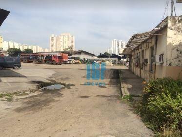 Terreno, 14420 m² - venda por R$ 30.000.000,00 ou aluguel por R$ 120.000,00/mês - Presidente Altino - Osasco/SP