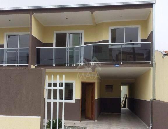 Sobrado residencial à venda, Parque da Fonte, São José dos P