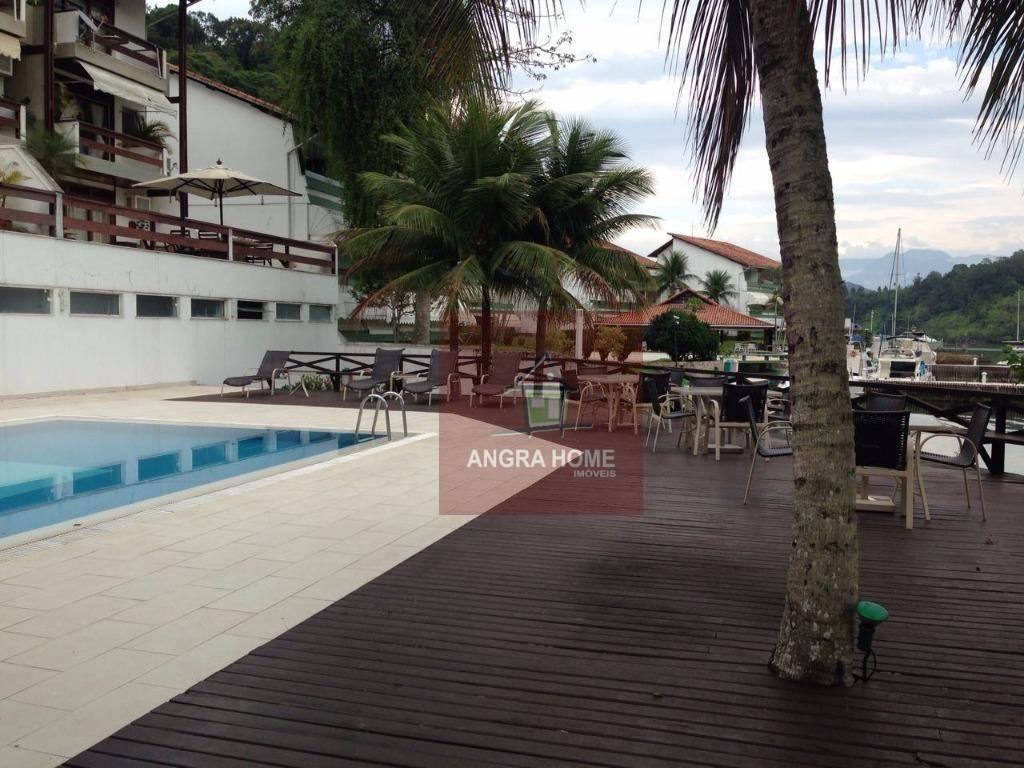 Flat em Pontal (Cunhambebe)  -  Angra dos Reis - RJ