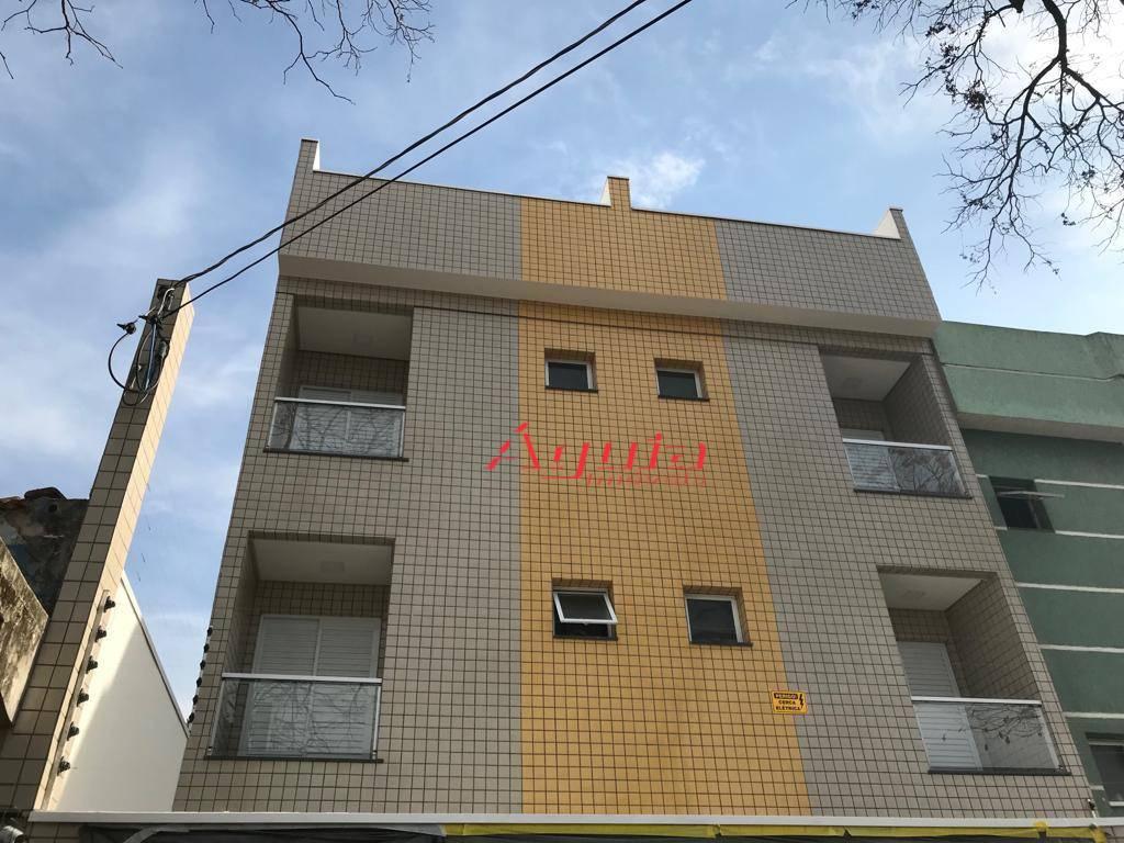 Cobertura com 2 dormitórios à venda, 60 m² por R$ 340.000 - Parque Oratório - Santo André/SP