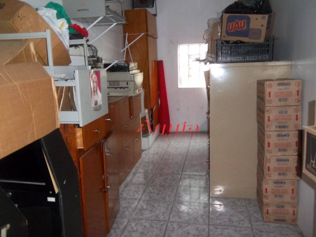 Galpão comercial à venda, Centro, Santo André.