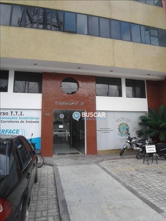 Sala corporativa para locação, Ponto Central, Feira de Santana.