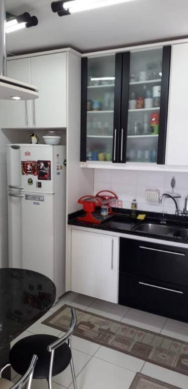 Residencial Arte Brasil com 3 dormitórios (1st)