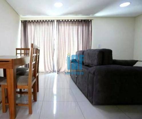 Sobrado com 3 dormitórios para alugar, 175 m² - Vila Osasco - Osasco/SP - SO4731.