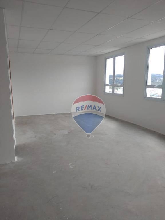 Sala para alugar, 47 m² por R$ 2.000/mês - Alvinópolis - Atibaia/SP