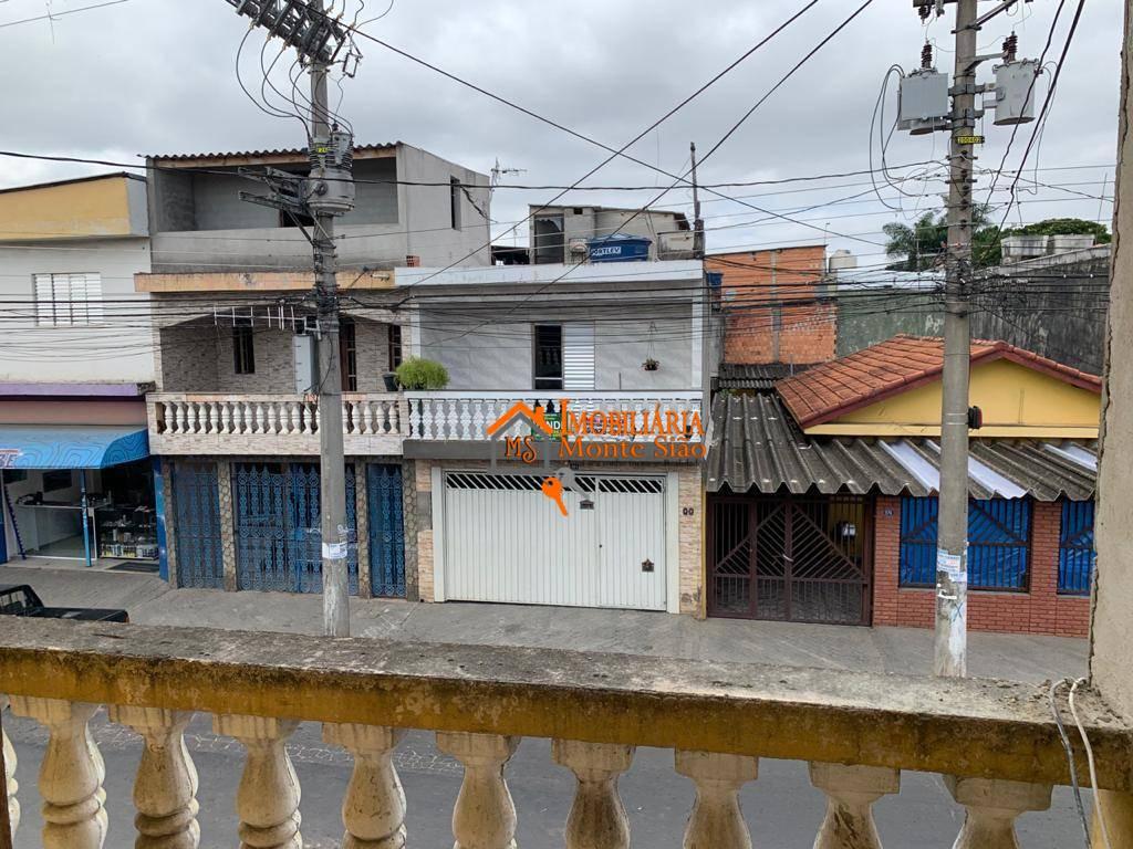Apartamento para alugar, 40 m² por R$ 600,00/mês - Jardim Presidente Dutra - Guarulhos/SP