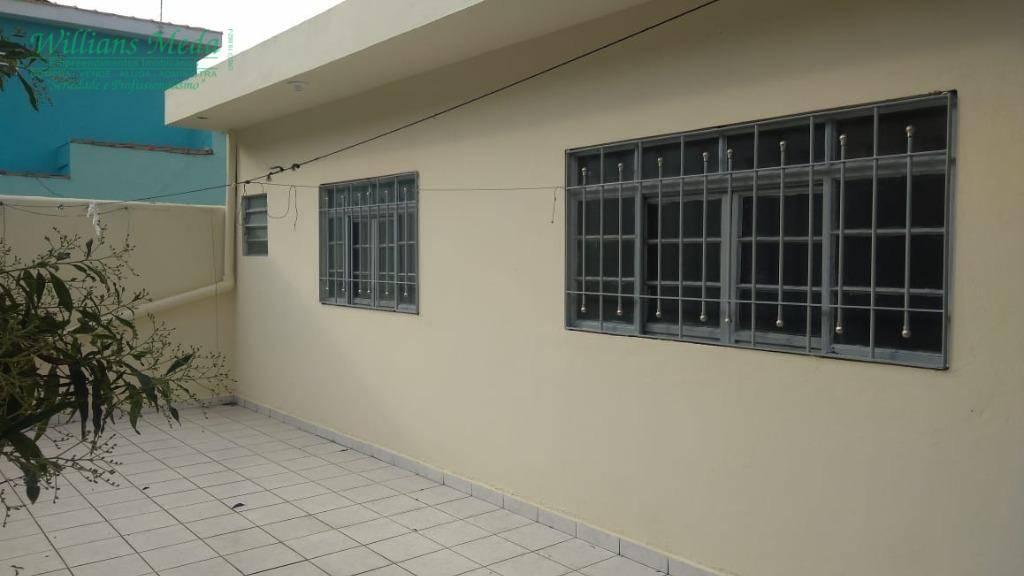 Sobrado comercial com edícula, para alugar, 150 m² por R$ 2.400/mês - Jardim Bela Vista - Guarulhos/SP