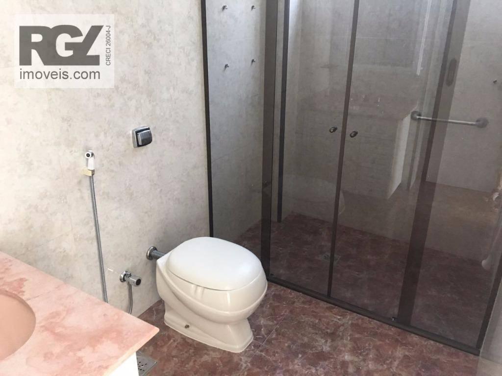 Apartamento de 3 dormitórios à venda em Boqueirão, Santos - SP