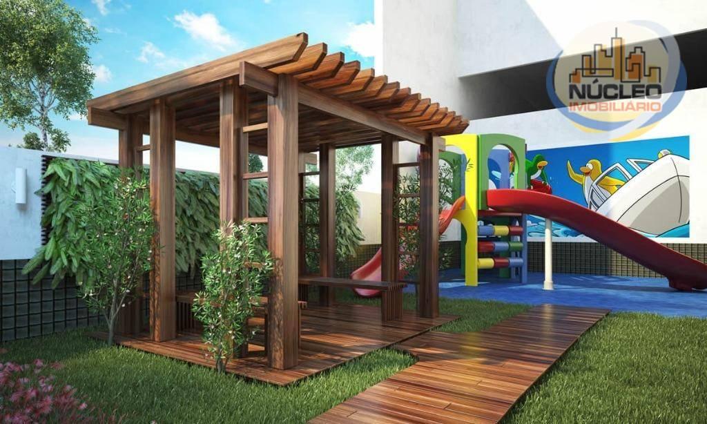 Apartamento com 3 Dormitórios à venda, 124 m² por R$ 834.407,53