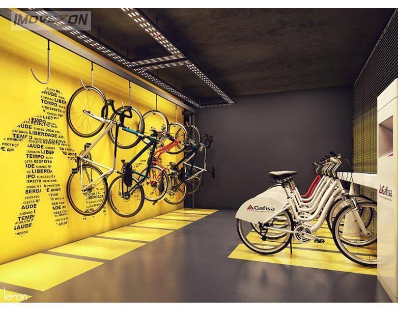 Bicicletário e Aluguel de Bike